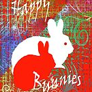 Happy Bunnies. by Vitta