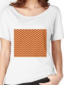 Gryffindor Chevron Women's Relaxed Fit T-Shirt