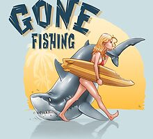 Gone Fishing by guico