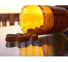 pills Photographic Print