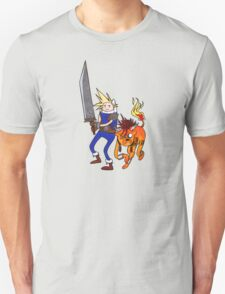 FF7 Time! Unisex T-Shirt