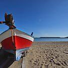 On the beach  by Andrea Rapisarda