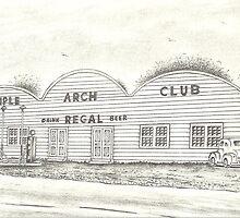 Triple Arch Club, 1936-1970 by carolhurst