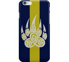Stormcloak Bear Paw iPhone Case/Skin
