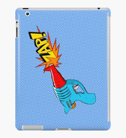 Zap Blu iPad Case/Skin