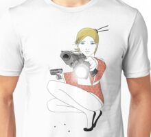 Girl - Poised Unisex T-Shirt
