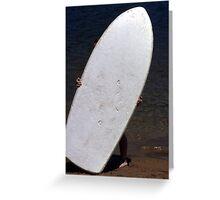 newport beach nsw australia Greeting Card
