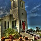 Everglades Community Church by Virginia N. Fred