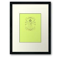 Lord Ganesh Framed Print
