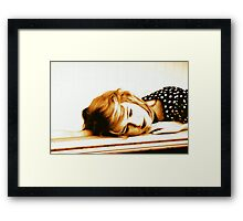 Picture Perfect - Boadicea 5 Framed Print