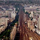 Gare Montparnasse by bubblehex08