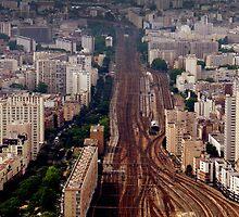 Gare Montparnasse by bubblehex08