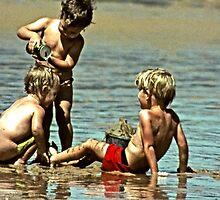 seaside fun by JohnHDodds