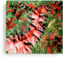 """Dragon Hills"" Canvas Print"