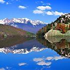 Mountain Reflections by Gregory Ballos   gregoryballosphoto.com