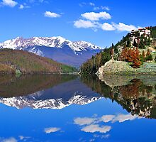 Mountain Reflections by Gregory Ballos | gregoryballosphoto.com