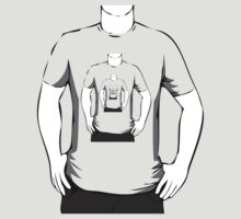 Preview of a T-Shirt Guy by THEtoeMas