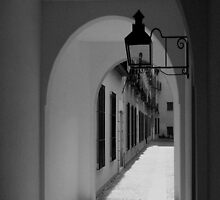 Patio Jerez by Timothy Adams