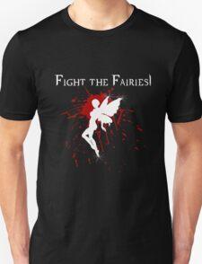 Supernatural Fight the Fairies v2.0 Unisex T-Shirt