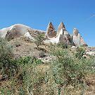 Cappadocia, Turkey 2 by Pat Herlihy