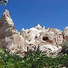 Cappadocia, Turkey 4 by Pat Herlihy