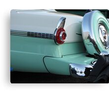 Old Auto Canvas Print