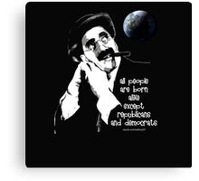 groucho Canvas Print