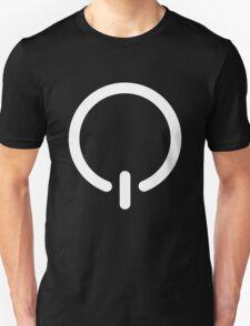 Upside-down Power On T-Shirt