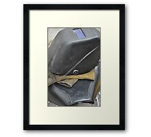 The Equipment Framed Print
