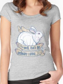 Killer Bunny Women's Fitted Scoop T-Shirt