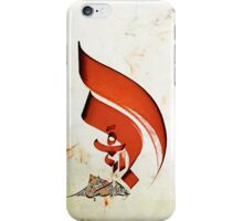 Arabic Calligraphy - Rumi - Lovers iPhone Case/Skin