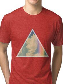 Hipster Sky  Tri-blend T-Shirt