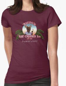 Rizzo's Rat Cruises Ltd Womens Fitted T-Shirt