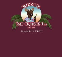Rizzo's Rat Cruises Ltd Unisex T-Shirt
