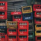 Cola Crates by Sarah Mosbey