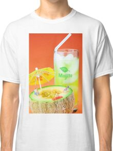 Summer Memory miniature art Classic T-Shirt