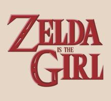 Zelda is the Girl by pyros