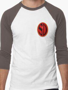 Strontium Dog Badge Men's Baseball ¾ T-Shirt