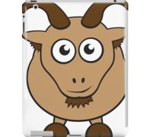 Grover The Goat in Brown iPad Case/Skin