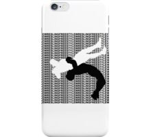 Freestyle Wrestling Suplex MMA  iPhone Case/Skin