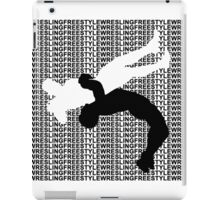 Freestyle Wrestling Suplex MMA  iPad Case/Skin