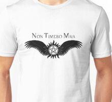 Supernatural Non Timebo Mala Unisex T-Shirt