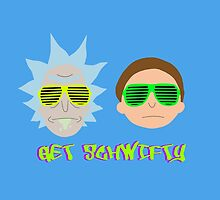 Rick and Morty - Get Schwifty by Melzic