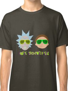 Rick and Morty - Get Schwifty Classic T-Shirt