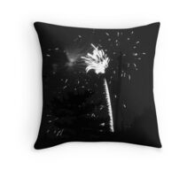 Firework 20 Throw Pillow