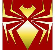 Iron Spider Photographic Print