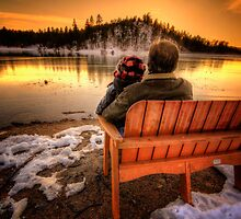 Front Row Seat by Bob Larson