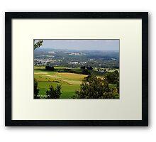 Wynyard, Tasmania Framed Print