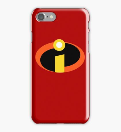 Incredibles iPhone Case/Skin