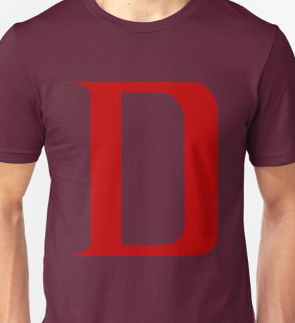Big D Unisex T-Shirt